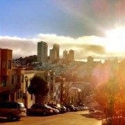 Hills in San Francisco