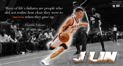 """Jeremy Lin aka """"Linsanity"""""""