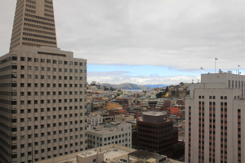 How to booked the Le Meridien San Francisco hotel for free