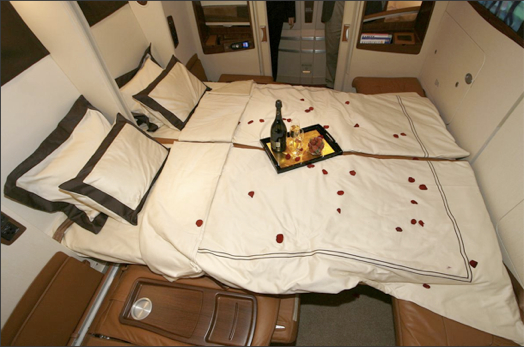 How to fly for free in the Singapore A380 Suites