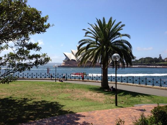 Park Hyatt Sydney Opera King Deluxe