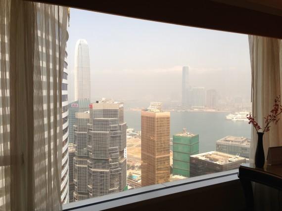 Conrad Hong Kong Harbor View