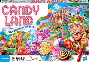 Candyland Candy Crush